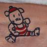 baby 001 medvídek